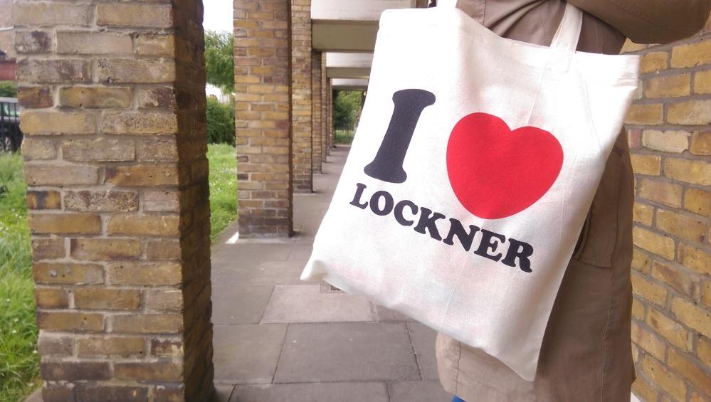 Lockner Tote Bags