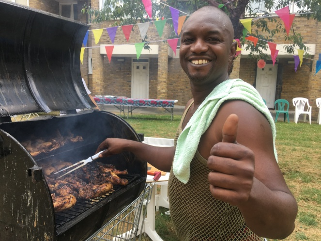 Lorenzo, chef of the day